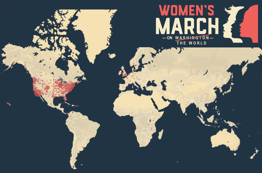 Image result for women's march global