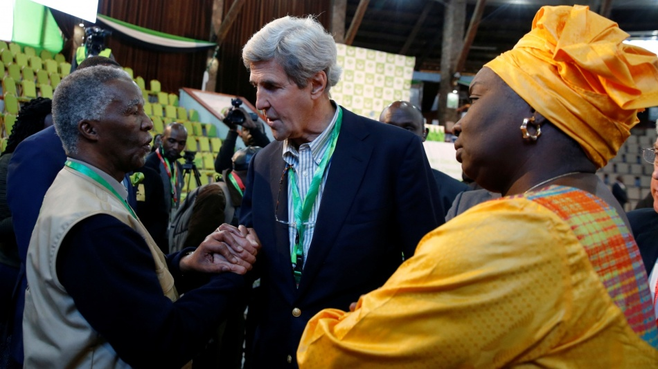 International Observers and Kenya Election