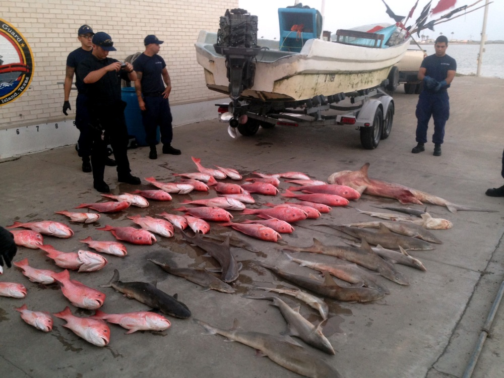 Coast Guard interdicts Mexican fishermen in US waters