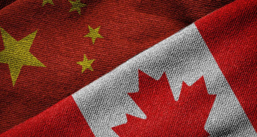 После задержания финансового директора компании Huawei КНР отменил торговые переговоры сКанадой